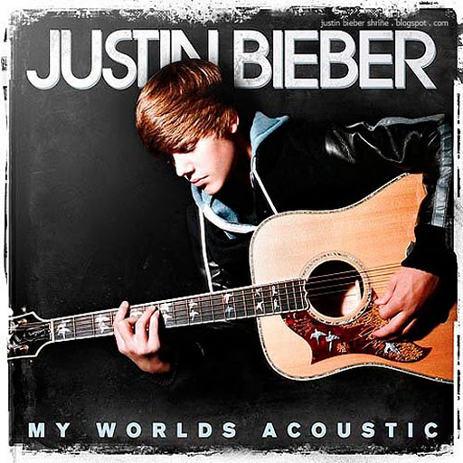 Justin Bieber my World Song List Justin Bieber – my Worlds