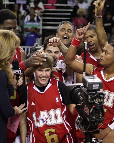 NBA All-Star Celebrity Game - Wikipedia