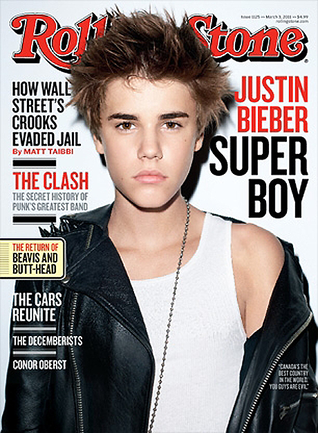 Justin Bieber Sleeping 2011. Justin Bieber on the cover of
