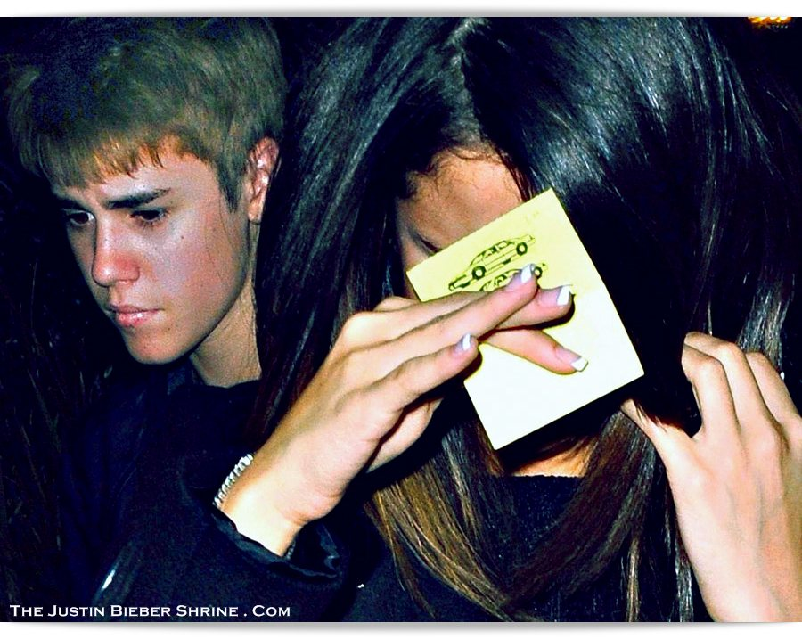selena gomez and justin bieber together 2011. Justin Bieber#39;s Birthday 2011