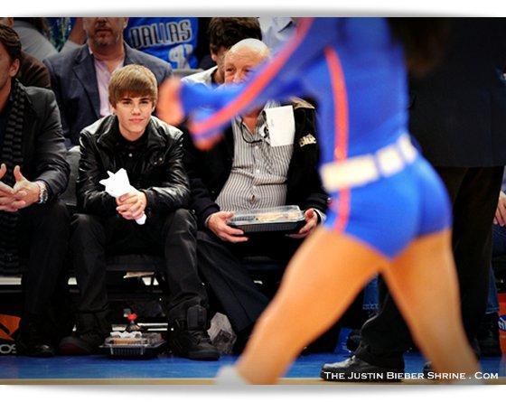 justinbieber cheerleader hormones Justin Biebers Raging Hormones 3 2011