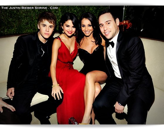 justin bieber vanity fair party. Justin Bieber Inside Vanity