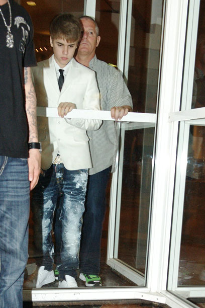 justinbieber israel telaviv Justin Bieber to meet Prime Minister of Israel on tour stop 2011