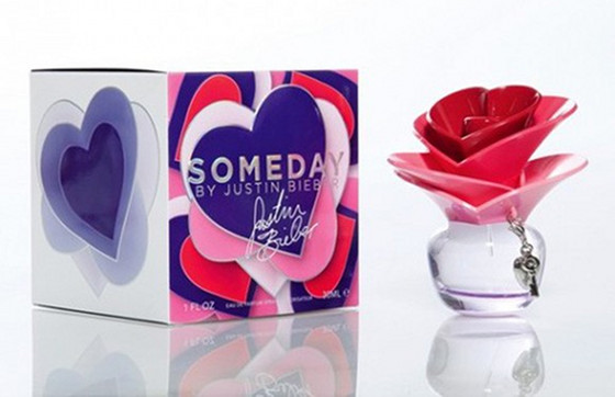 justin bieber perfume someday Tom Ford, Heidi Klum and Justin Bieber Win FiFi Awards