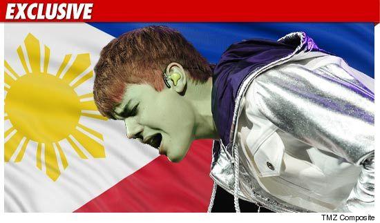 justinbieber philippines 2011