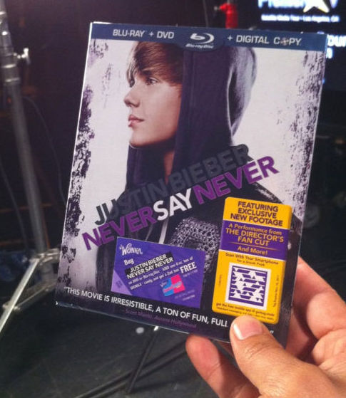 justin bieber nsn dvd bluray