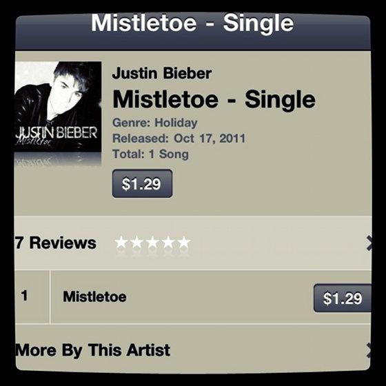 Buy Justin Bieber's