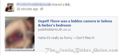 justin bieber selena gomez hidden camera 00ps!!! There was a hidden camera in Selena & Biebers bedroom! 2011