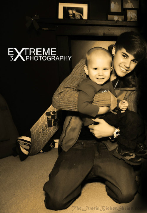 justin bieber�s family photoshoot pictures march 2012