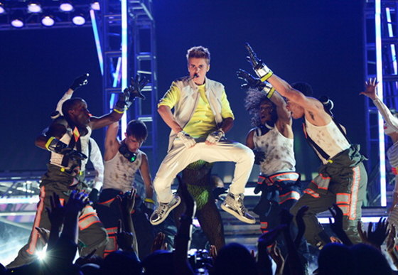 justin bieber billboard music awards 2012