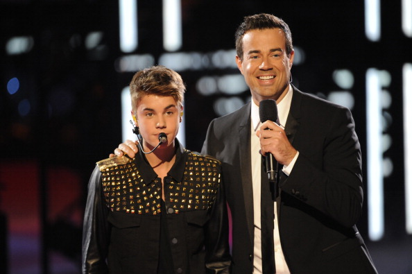 justin bieber carson daily the voice may 2012 Pictures of Justin Bieber on The Voice May 8, 2012 2011