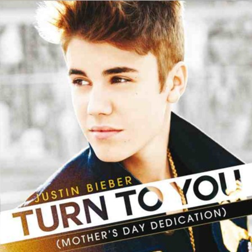 justin bieber turn to you lyrics
