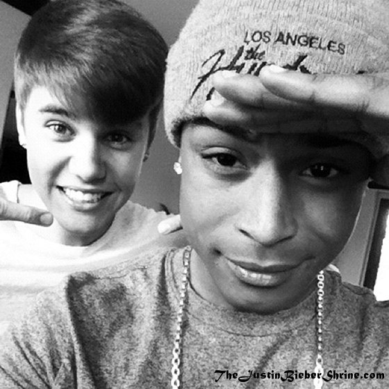 quincy jones brown justin bieber stay awhile