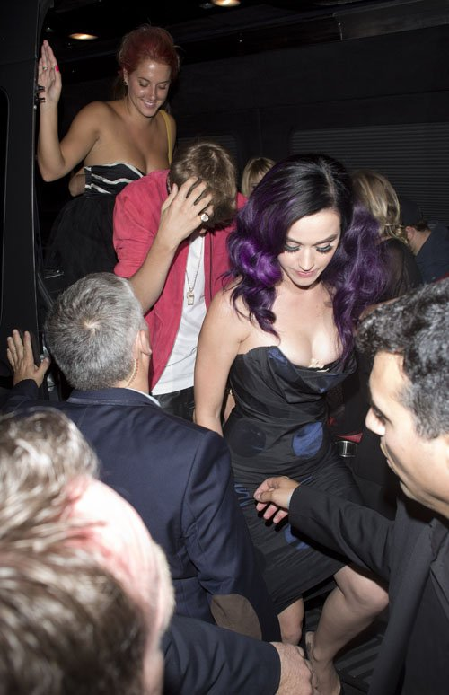 katy perry justin bieber june 2012