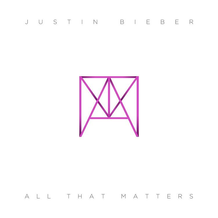 justin bieber all that matters lyrics
