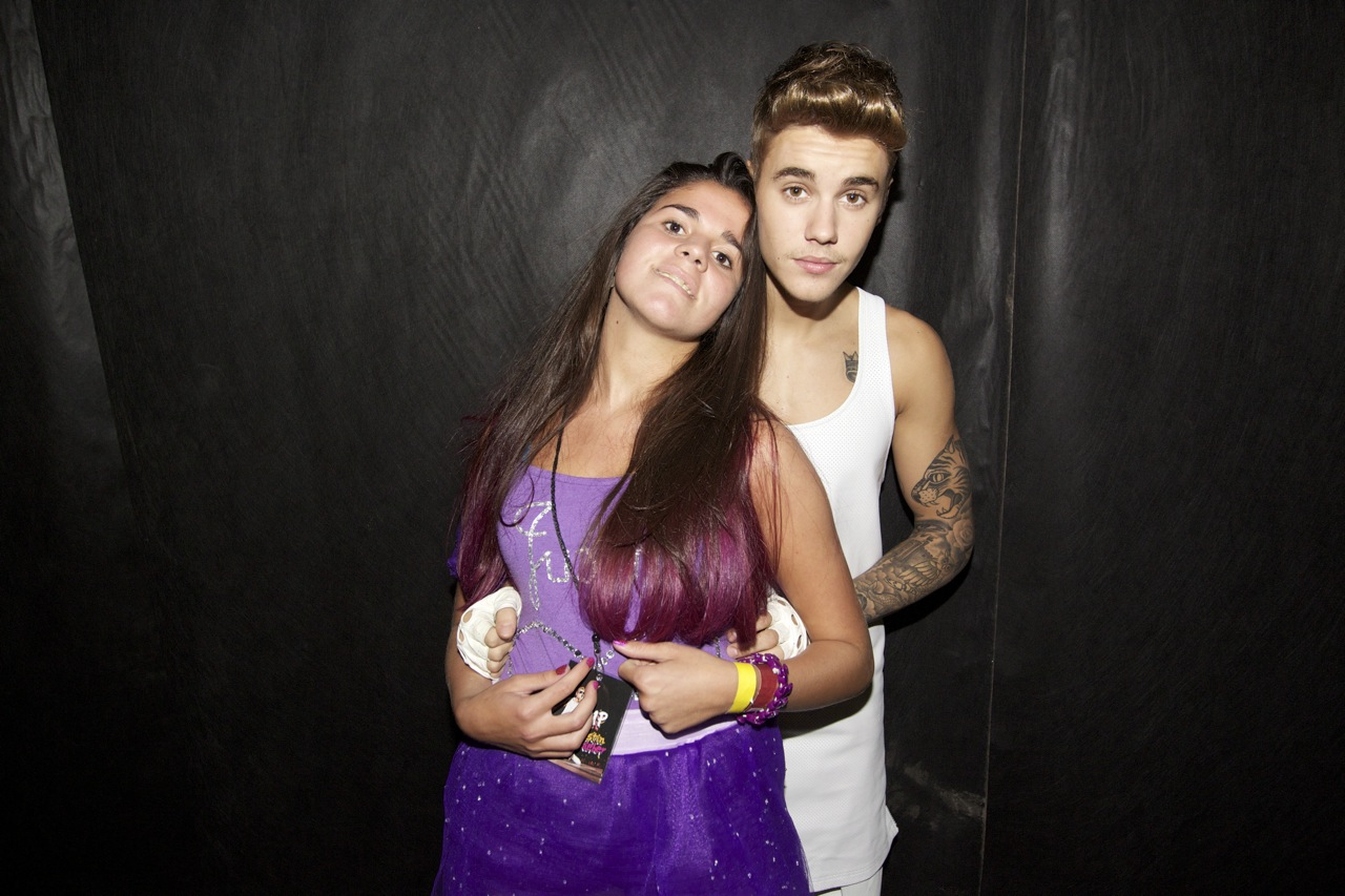 meet and greet justin bieber 2013 miami